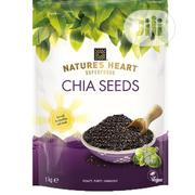 Natures Heart Chia Seeds 1kg | Feeds, Supplements & Seeds for sale in Lagos State, Ikoyi