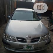 Nissan Almera 2002 Tino Silver | Cars for sale in Lagos State, Ikorodu
