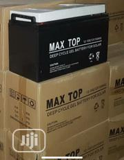 Max Top Solar Battery | Solar Energy for sale in Lagos State, Ojo