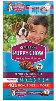 Purina Puppy Chow | Pet's Accessories for sale in Lagos State, Ikorodu