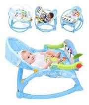 Baby Chair Bouncer With Gymnasio Piano Musical | Children's Furniture for sale in Lagos State, Lagos Island