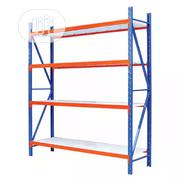 Medium Duty Pallet Racking Warehouse System Racks | Store Equipment for sale in Lagos State, Lagos Mainland