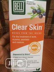 Clear Skin To Get Rid Of Acne, Eczema For A Clear Youthful Skin. | Vitamins & Supplements for sale in Lagos State, Ikeja