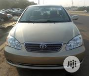 Toyota Corolla 2007 Gold | Cars for sale in Abuja (FCT) State, Gwarinpa