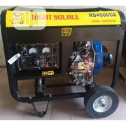 Right Source Diesel Generator 3.5kva | Electrical Equipment for sale in Ondo State, Oka