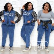Female Turkey Two Jean Trouser Set | Clothing for sale in Lagos State, Gbagada