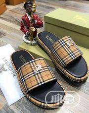Burberry Slide   Shoes for sale in Lagos State, Ikotun/Igando