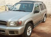 Nissan Pathfinder 2003 LE AWD SUV (3.5L 6cyl 4A) Gray | Cars for sale in Edo State, Benin City