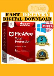 Mcafee Total Protection 2020 Antivirus - 5 Devices - 5 Years | Software for sale in Lagos State, Ikeja
