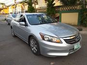 Honda Accord Sedan EX Automatic 2010 Silver | Cars for sale in Lagos State, Ikeja