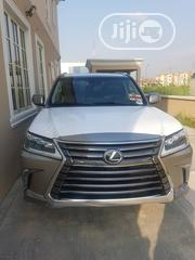 Lexus LX 570 2017 Silver | Cars for sale in Lagos State, Ajah