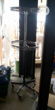 2 Layers Round Clothes Rack/Dressing Hanger | Home Accessories for sale in Lagos State, Lagos Island