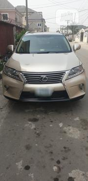 Lexus RX 2012 350 AWD Gold | Cars for sale in Rivers State, Port-Harcourt