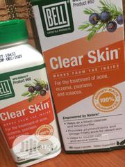 Clear Skin (Works From Within) For A Younger Youthful Skin | Vitamins & Supplements for sale in Lagos State, Ikeja