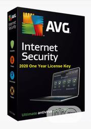 AVG Internet Security 2020 - 3PC - 1 Year KEY | Software for sale in Lagos State, Ikeja