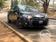 Toyota Corolla 2014 Black | Cars for sale in Abuja (FCT) State, Central Business District