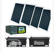 Complete 2KVA Solar Powered Inverter With 400AH Battery | Solar Energy for sale in Abuja (FCT) State, Kuje
