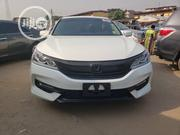 Honda Accord 2016 White | Cars for sale in Lagos State, Surulere