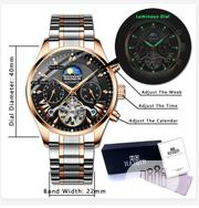 Haiqin-Water Resistant-Tourbillion Mechanical Wristwatch | Watches for sale in Lagos State, Ajah