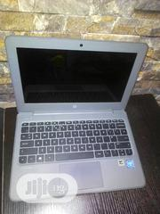 Laptop HP Chromebook 11 G4 4GB Intel SSD 60GB | Laptops & Computers for sale in Lagos State, Ikeja