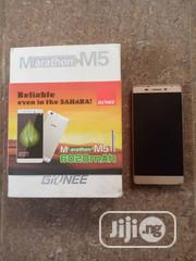 Gionee Marathon M5 16 GB Gold | Mobile Phones for sale in Abuja (FCT) State, Kubwa