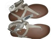 "Pure Leather Quality ""Old Navy"" Ladies Sandals 