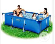 Intex Above Ground Rectangular Swimming Pool | Sports Equipment for sale in Lagos State, Lekki Phase 1