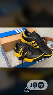 Adidas Originals Forest Hill (Black/Gold/Yellow) | Shoes for sale in Lagos State, Lagos Island