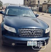Infiniti FX35 2004 Base 4x2 (3.5L 6cyl 5A) Blue | Cars for sale in Abuja (FCT) State, Durumi