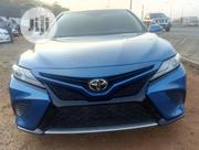 Toyota Camry 2018 XSE FWD (2.5L 4cyl 8AM) Blue | Cars for sale in Abuja (FCT) State, Gwarinpa