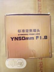 Yongnuo Lens Yn50mm F1.8   Accessories & Supplies for Electronics for sale in Lagos State, Lagos Island