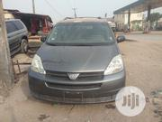 Toyota Sienna 2004 LE FWD (3.3L V6 5A) Gray | Cars for sale in Lagos State, Alimosho