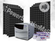 3.5kva Inverter With 4X200 AH Battery And 8 X 200W Solar Panel | Solar Energy for sale in Lagos State, Ikeja