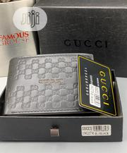 Gucci Leather Wallet For Men's | Bags for sale in Lagos State, Lagos Mainland