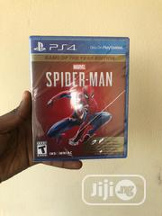 Spiderman For PS4 | Video Games for sale in Lagos State, Ajah