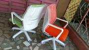 Mesh Office Classic Chair With White Back. Unique And New. | Furniture for sale in Lagos State, Ojo