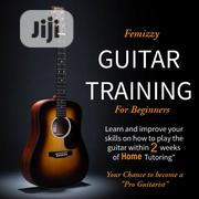 Learn To Play The Guitar. Home Service Tutoring | Classes & Courses for sale in Lagos State, Ikeja
