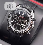 Omega Genuine Leather Strap Wristwatch | Watches for sale in Lagos State, Lagos Island