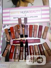 Hudabeauty Matte Lipstick and Lip Gloss | Makeup for sale in Lagos State, Ajah