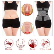 ORIGINAL Waist Trainer Tummy Slimmingshapewear Belly Shaper Sweat Belt | Sports Equipment for sale in Lagos State, Lagos Mainland