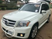 Mercedes-Benz GLK-Class 2010 350 4MATIC White | Cars for sale in Lagos State, Alimosho
