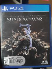 Shadow Of War PS4 | Video Game Consoles for sale in Lagos State, Ikeja