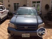 Toyota Highlander 2006 Gray | Cars for sale in Abuja (FCT) State, Kaura