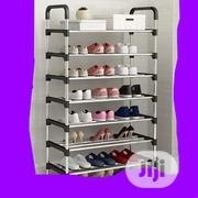 Multifunctional, Multilayer Stainless Steel Shoe Rack | Home Accessories for sale in Lagos State, Lagos Island