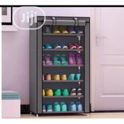 Shoes Rack With A Fabric Cover | Furniture for sale in Lagos State, Lagos Island