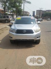 Toyota Highlander 2009 Sport 4x4 Silver | Cars for sale in Lagos State, Ipaja