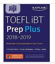 Kaplan Test Prep TOEFL IBT Prep Plus | Books & Games for sale in Lagos State, Mushin
