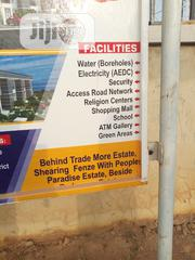500sqm For Detach 4 Bedroom DUPLEX +BQ In Estate Beside Trademore Est | Land & Plots For Sale for sale in Abuja (FCT) State, Lugbe District