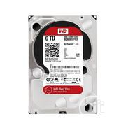 WD Red 6TB NAS Internal Hard Drive 7200 RPM SATA 6 Gb/S 256 MB Cache | Computer Hardware for sale in Lagos State, Ikeja