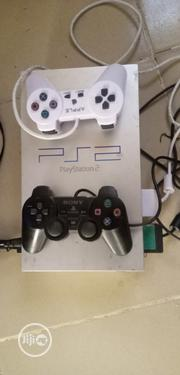 Playstation 2 With 2 Pads And 8 Games | Video Games for sale in Lagos State, Ojota